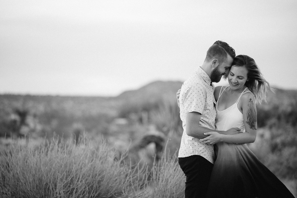 nashville-engagement-photographer Epic Adventure Destination Engagement Session | Joshua Tree, CA
