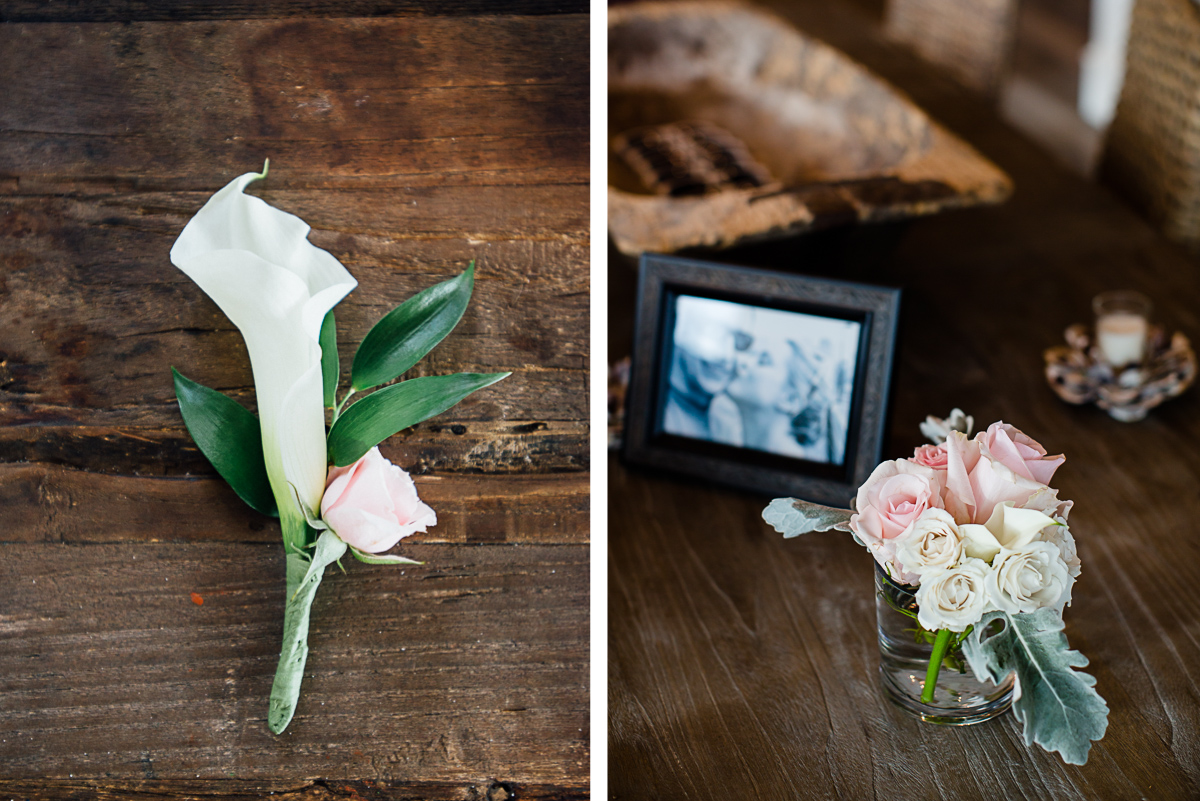 beach-wedding-flowers-1 Destin Beach House | Destination Wedding | Kasey and Rocky