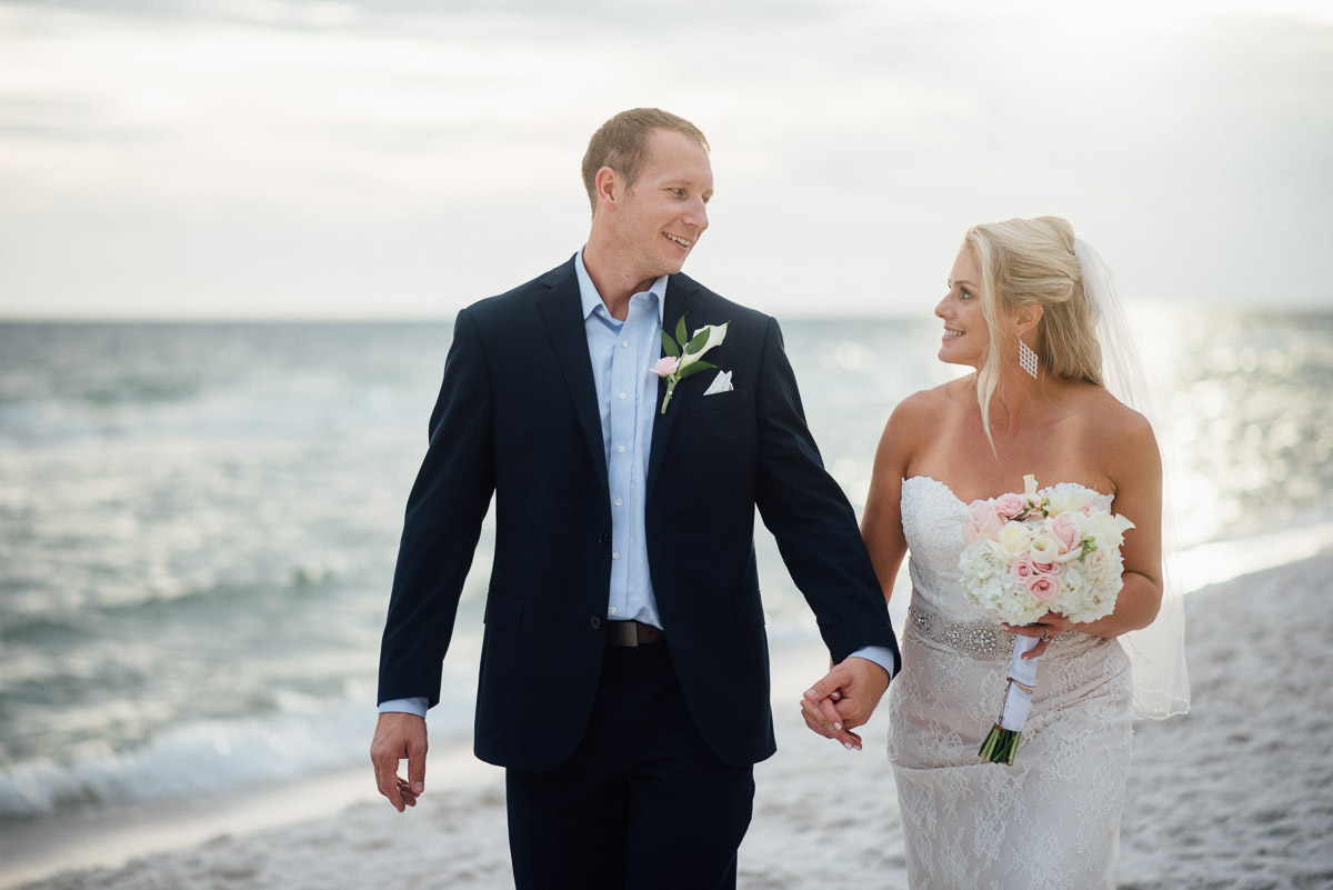 florida-wedding-photographer Destin Beach House | Destination Wedding | Kasey and Rocky