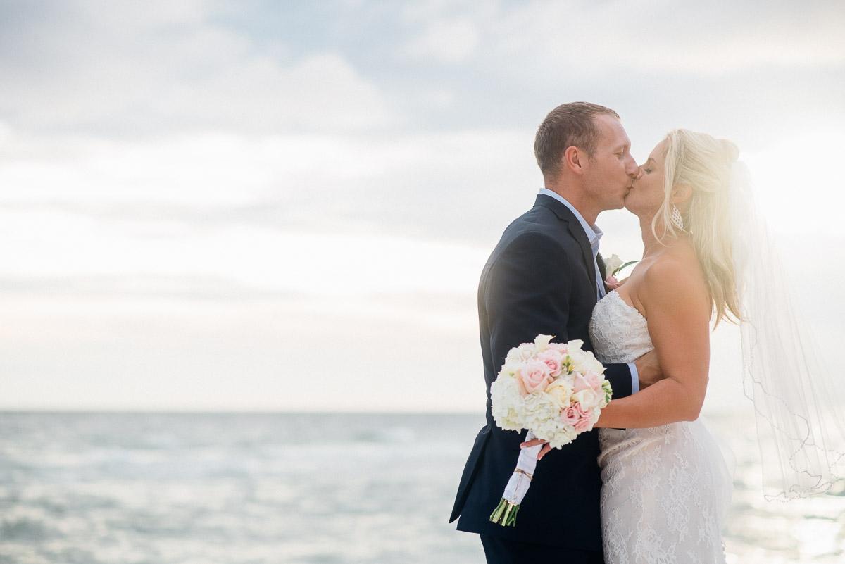 wedding-sunflare Destin Beach House | Destination Wedding | Kasey and Rocky