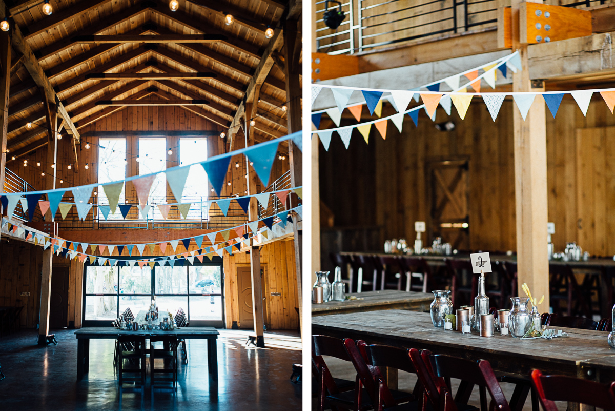 barn-wedding Becky and Alex | Green Door Gourmet - Fall Nashville Wedding
