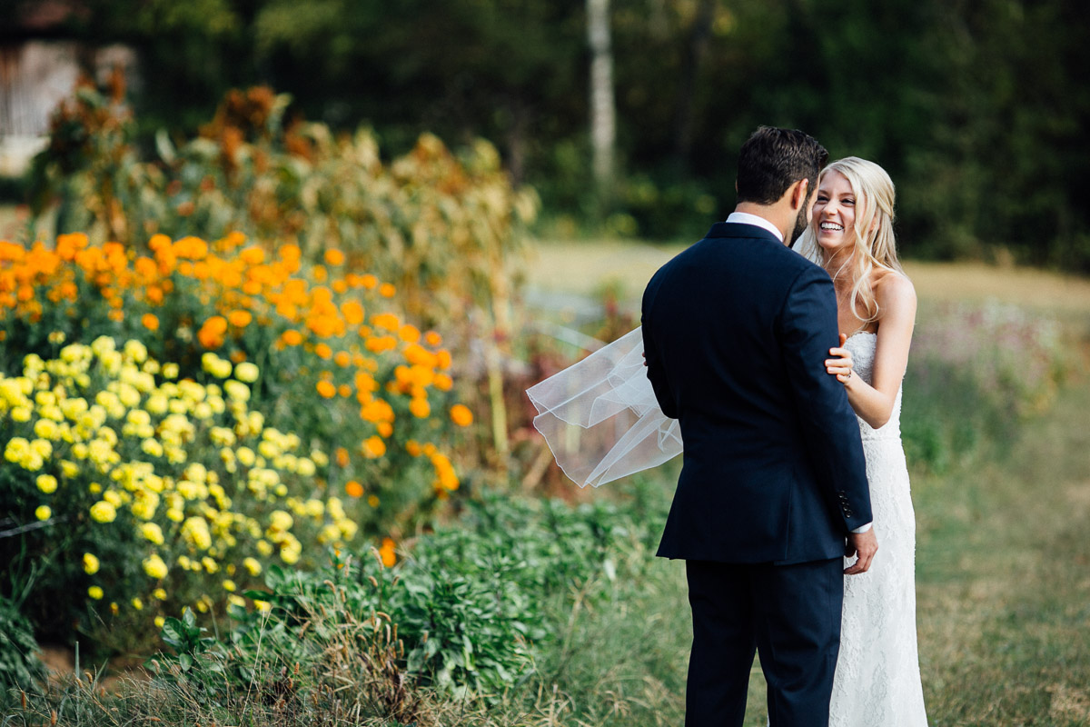 excited-bride Becky and Alex   Green Door Gourmet - Fall Nashville Wedding