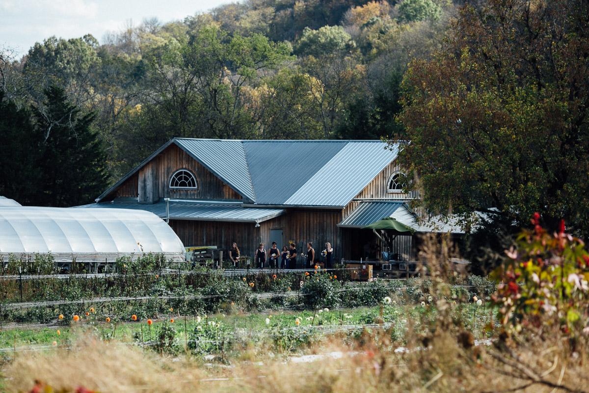 green-door-gourmet Becky and Alex   Green Door Gourmet - Fall Nashville Wedding