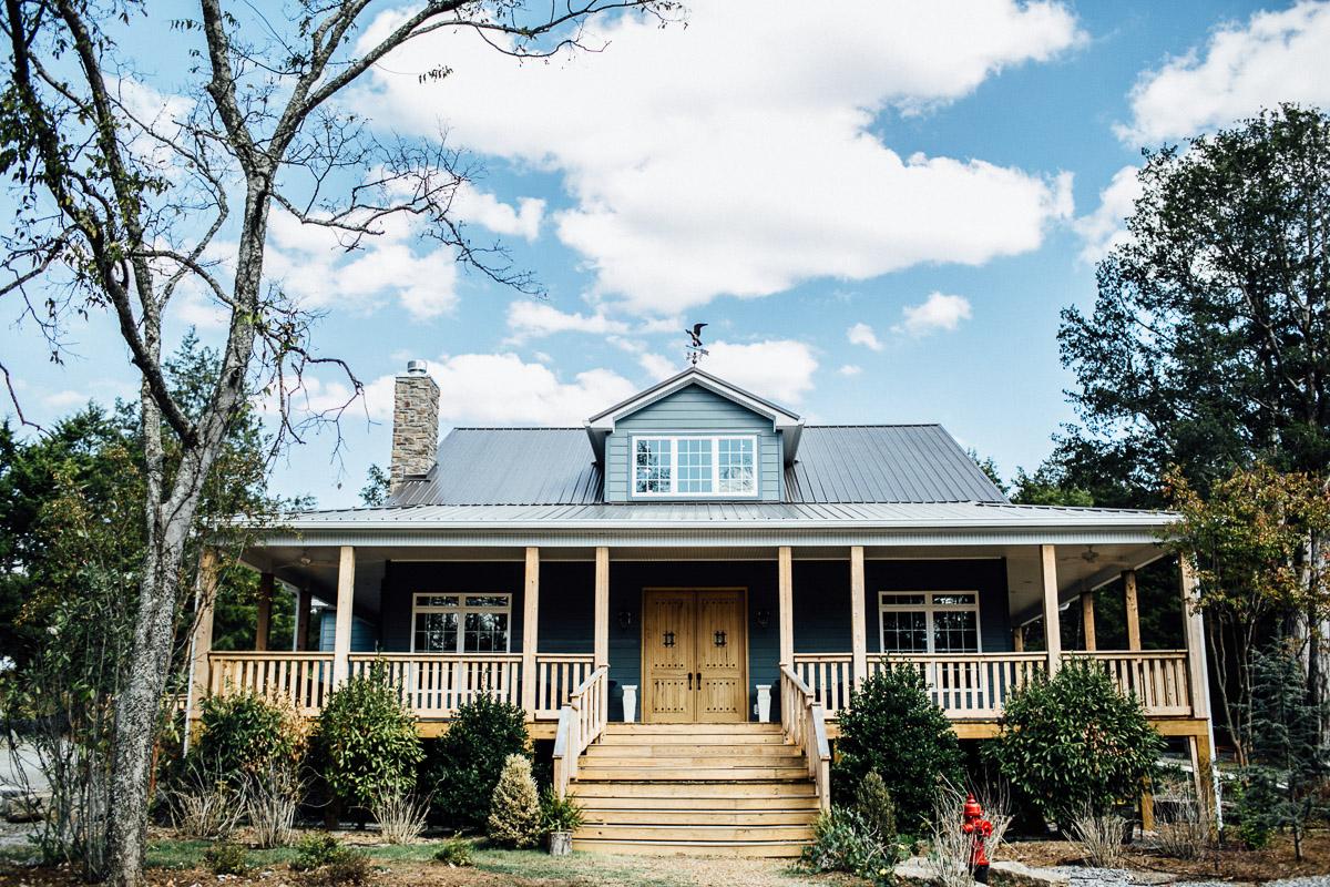 green-door-qourmet-cottage Becky and Alex   Green Door Gourmet - Fall Nashville Wedding