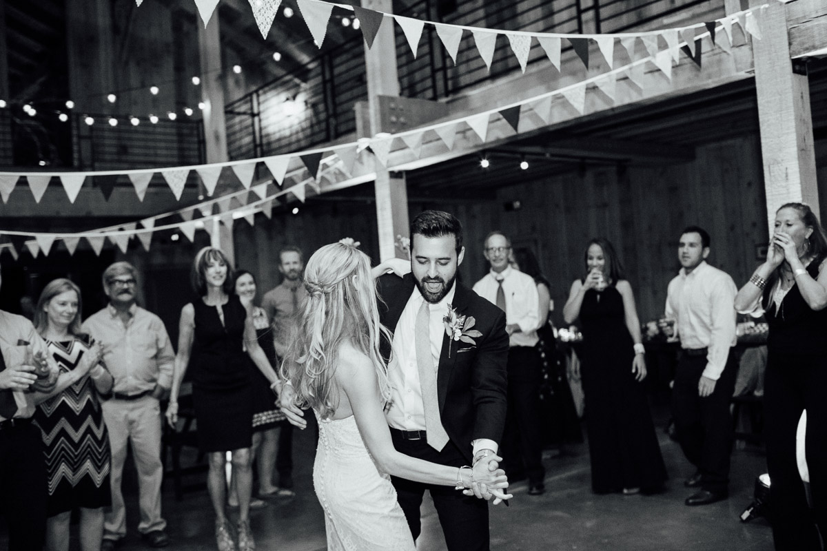 reception-dancing Becky and Alex   Green Door Gourmet - Fall Nashville Wedding