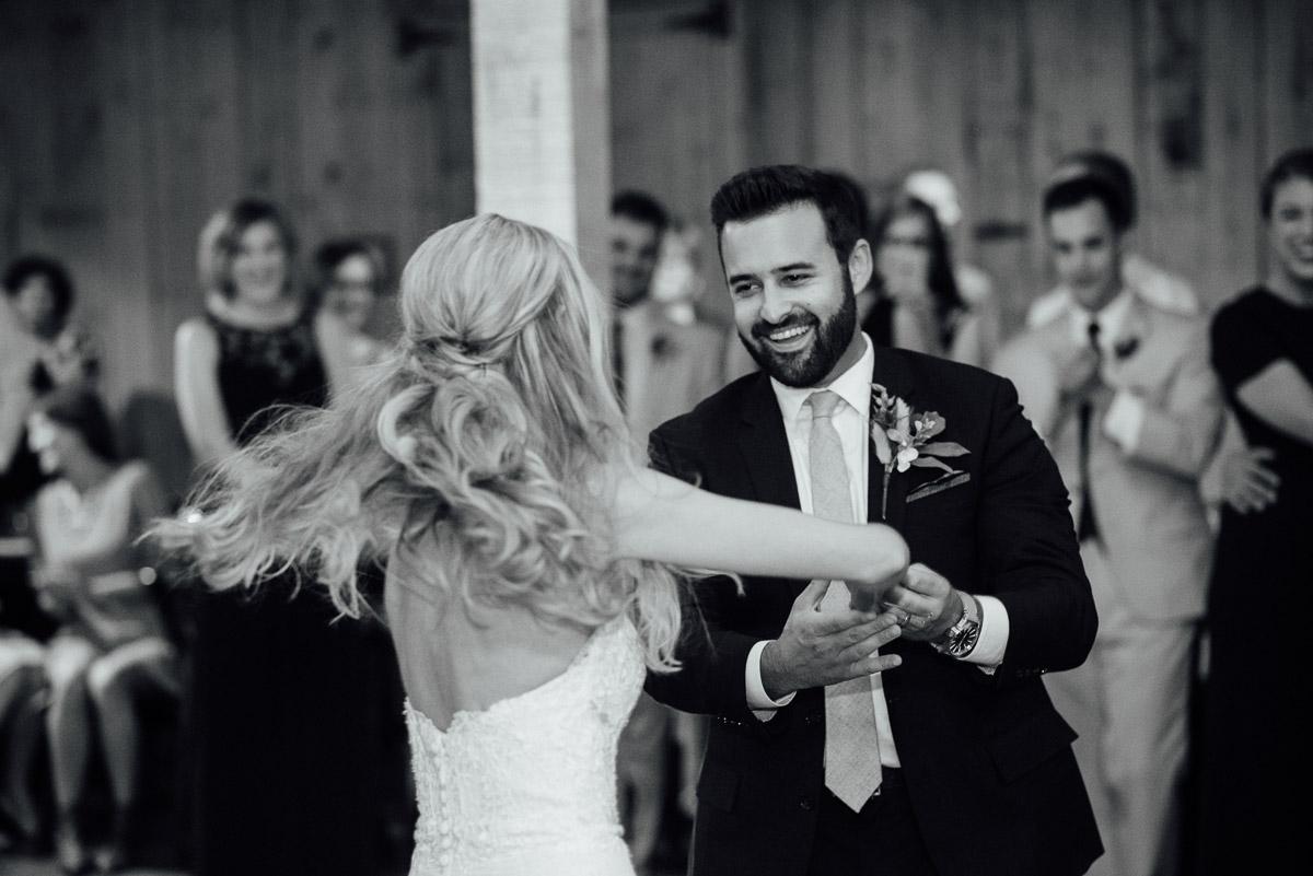 twirling-bride Becky and Alex   Green Door Gourmet - Fall Nashville Wedding
