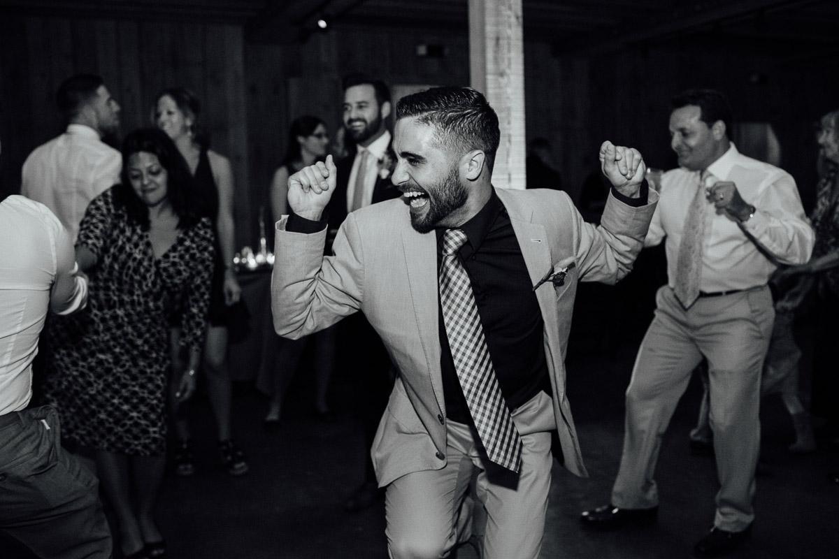 wedding-guest-dancing Becky and Alex   Green Door Gourmet - Fall Nashville Wedding