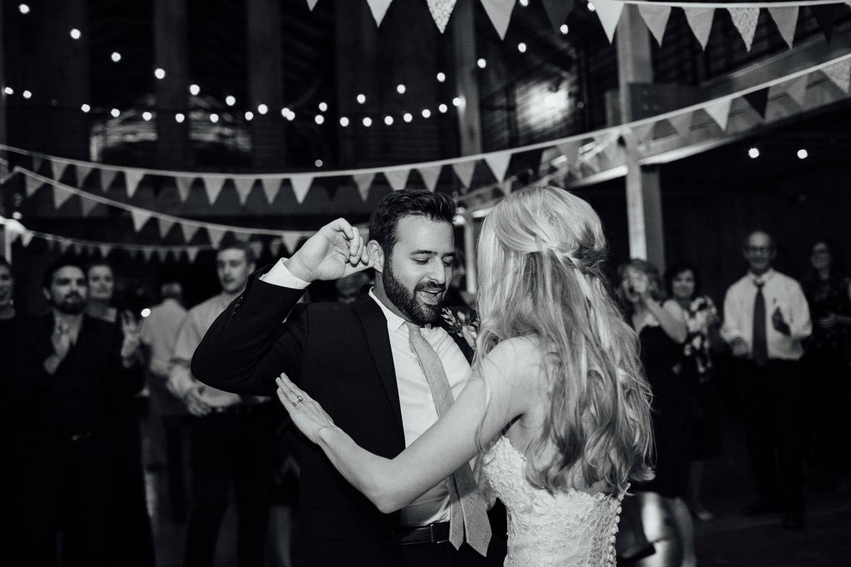 wedding-reception-dancing Becky and Alex   Green Door Gourmet - Fall Nashville Wedding