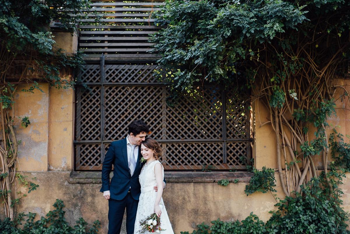 BARCELONA-PARK-WEDDING Robert + Alyssa   Barcelona Elopement Photographer