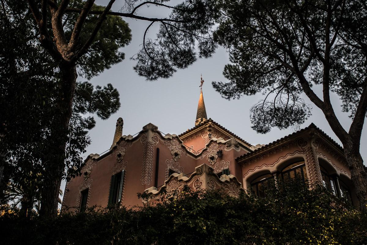 BARCELONA-SUNSET Robert + Alyssa   Barcelona Elopement Photographer