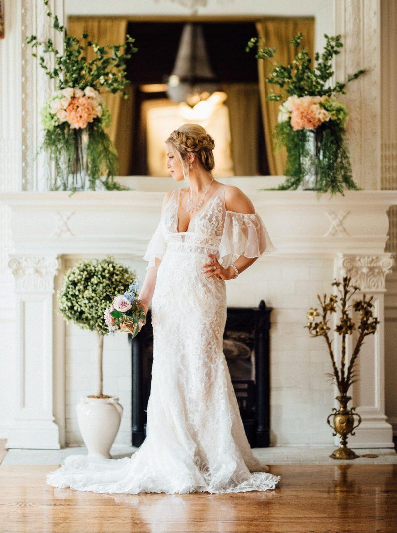 bridal-portrait-800x1072 The Mitchell House - Lebanon, TN Styled Wedding Shoot