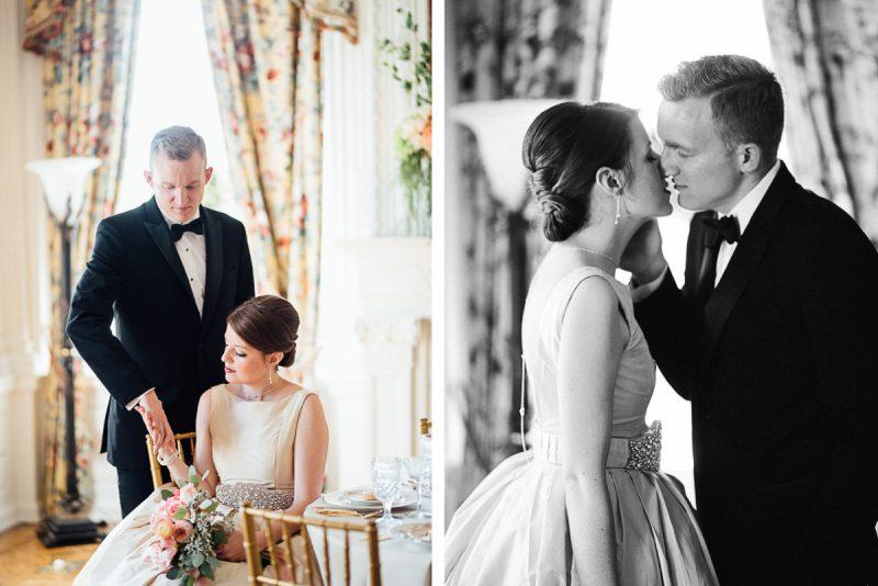 bride-groom-mitchell-house-lebanon-800x534 The Mitchell House - Lebanon, TN Styled Wedding Shoot