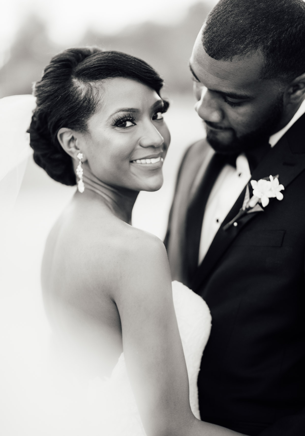 nashville-film-photographer Hermitage Hotel Wedding | Barbara and Darrius