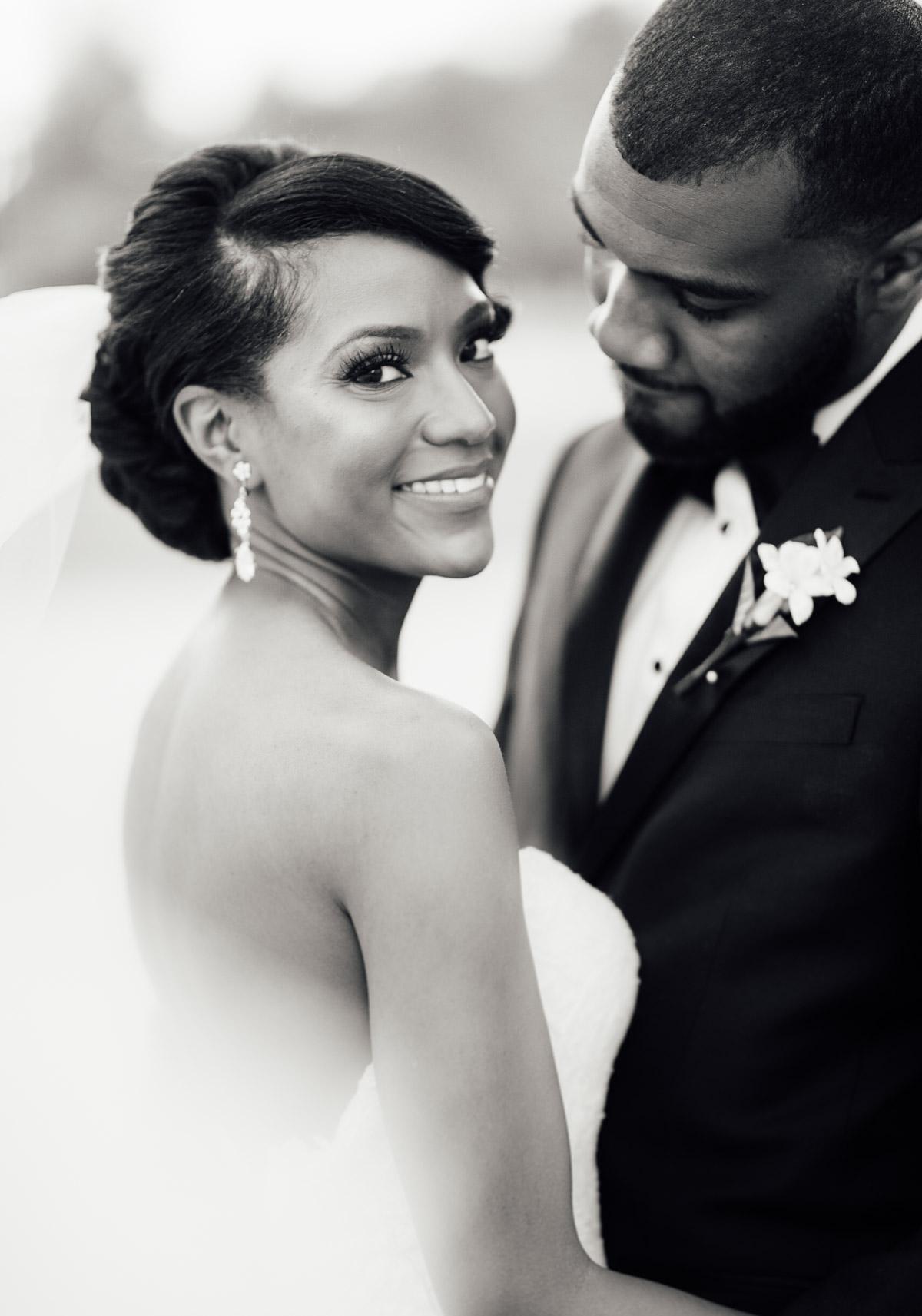 nashville-film-photographer Hermitage Hotel Wedding | Barbara and Darrius