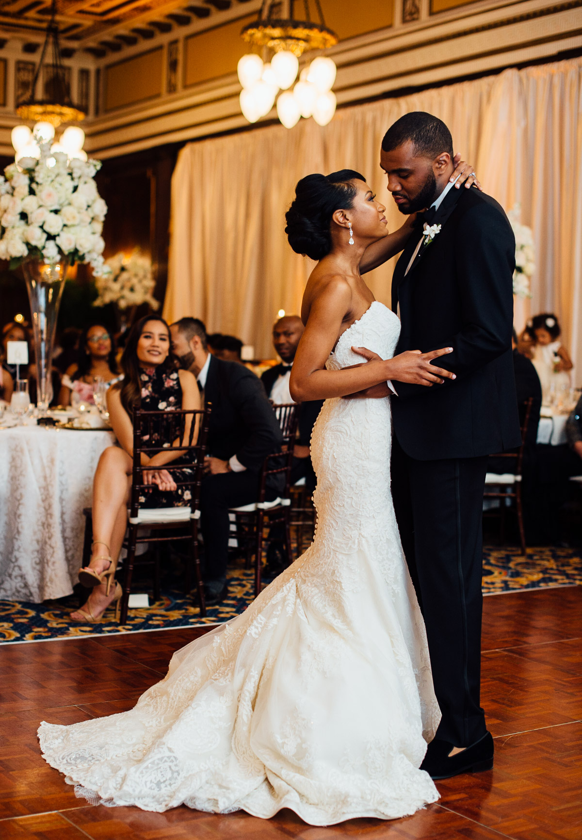 wedding-1-11 Hermitage Hotel Wedding | Barbara and Darrius