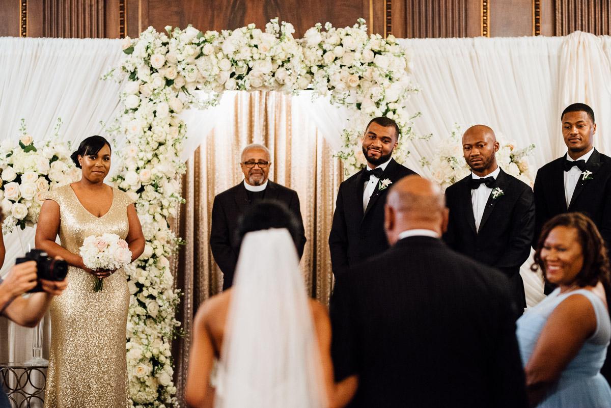 wedding-1 Hermitage Hotel Wedding | Barbara and Darrius