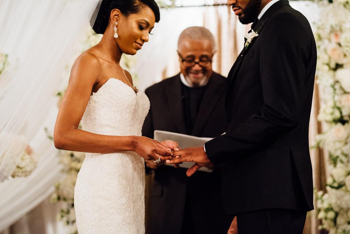 wedding-2 Hermitage Hotel Wedding | Barbara and Darrius