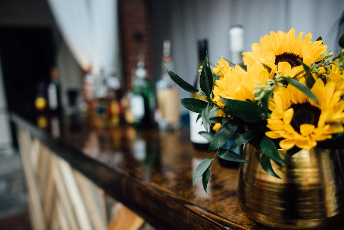 bar Cheekwood Garden Wedding | Tom and Guy