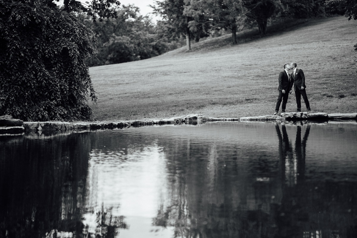 cheekwood-wedding-photographs Cheekwood Garden Wedding | Tom and Guy