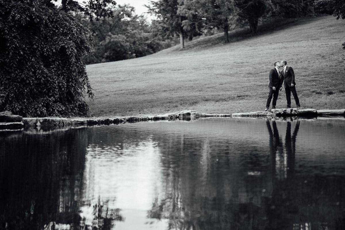 cheekwood-wedding-photographs Cheekwood Garden Wedding | Tom and Guy