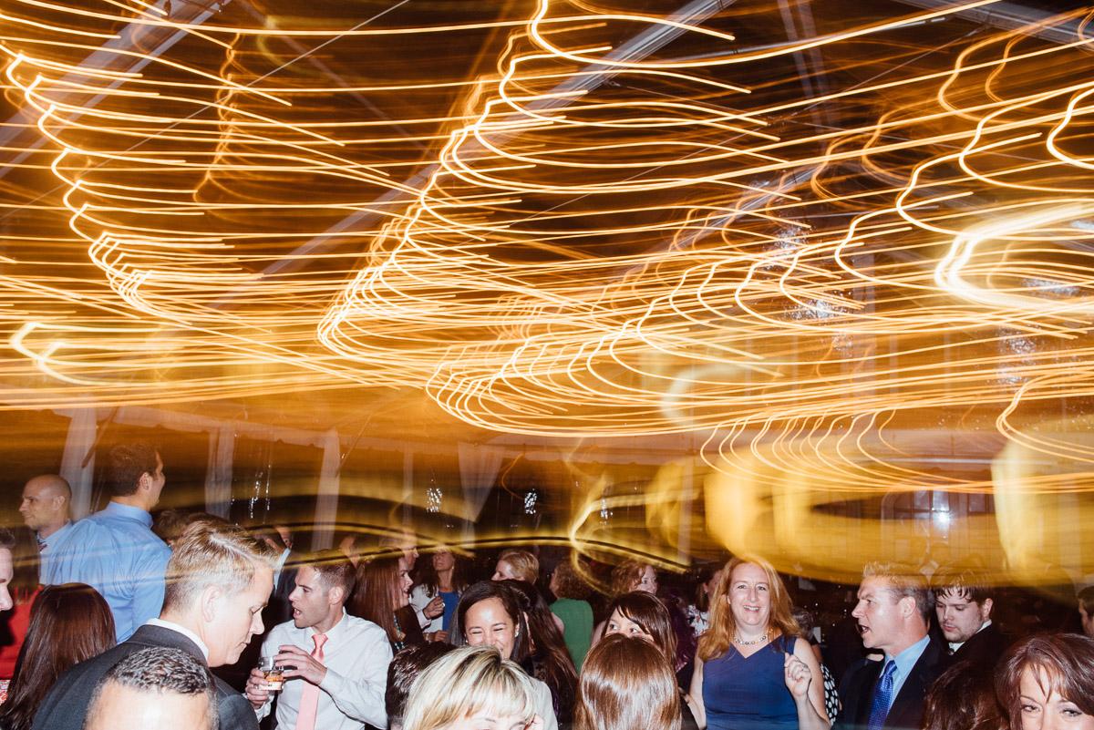 creative-lighting-wedding-reception Cheekwood Garden Wedding | Tom and Guy