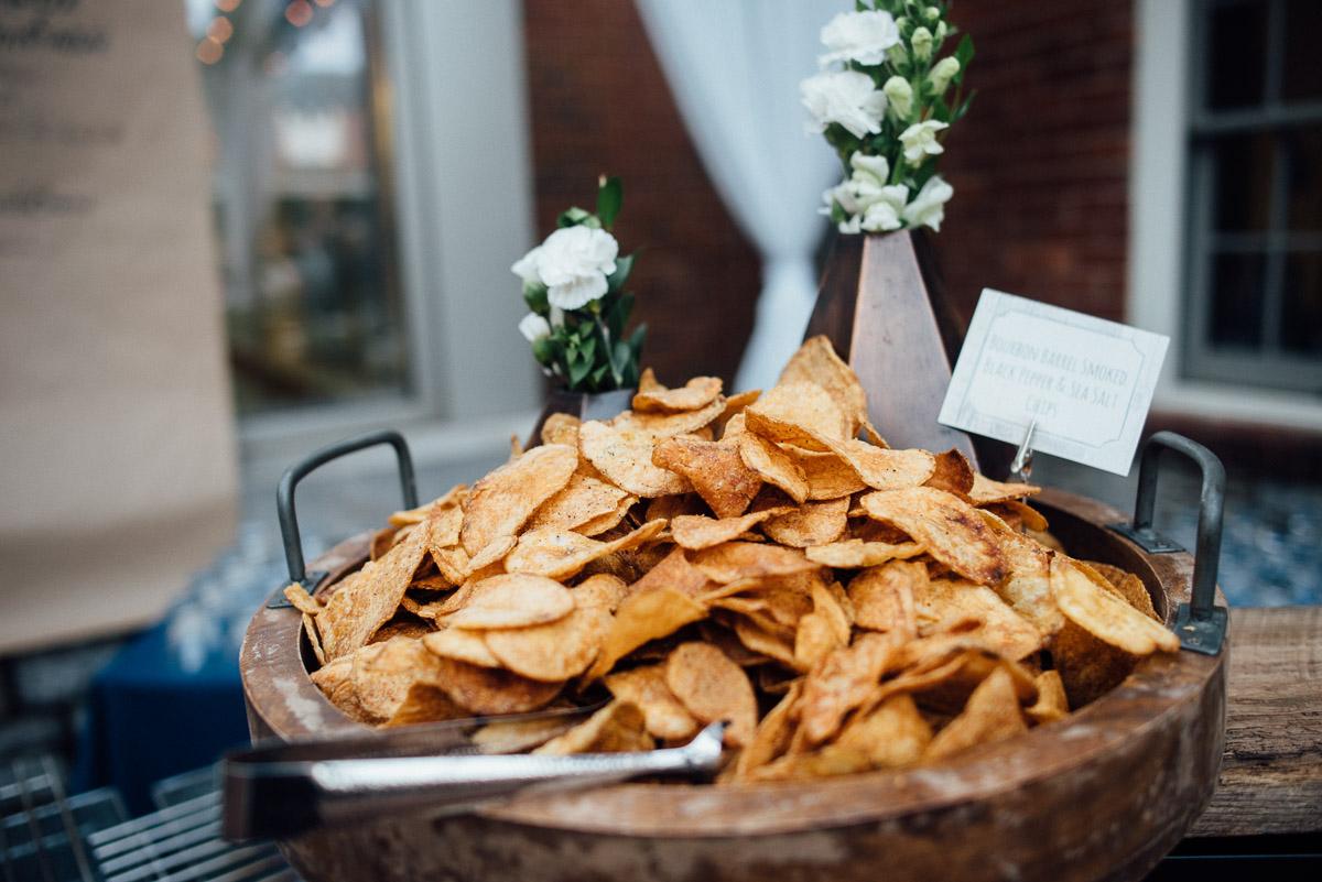 delicious-nashville-catering Cheekwood Garden Wedding | Tom and Guy
