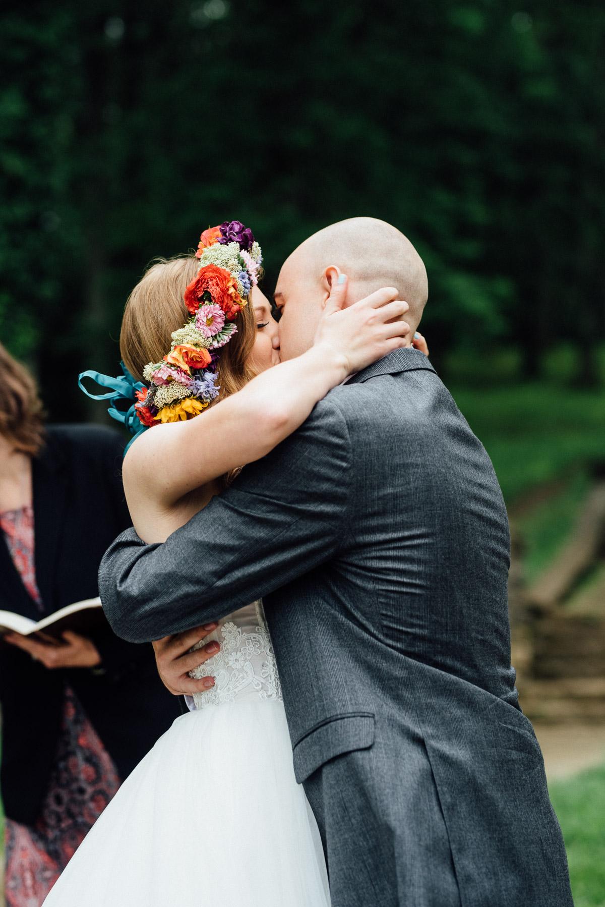 elopement-ceremony-nashville Nashville Elopement Photographer | Percy Warner Park