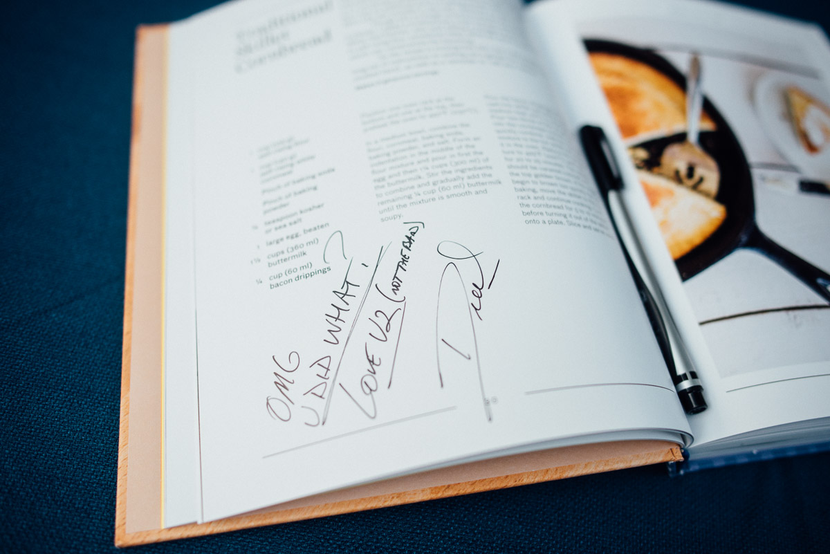 guest-book Cheekwood Garden Wedding | Tom and Guy