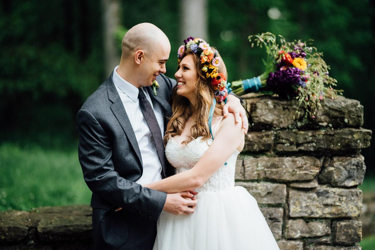 nashville-elopement-photo Nashville Elopement Photographer | Percy Warner Park