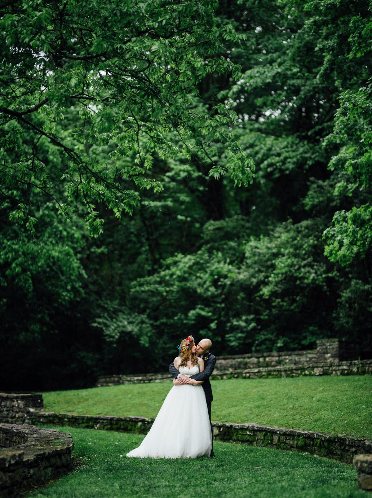nashville-elopement-photography Nashville Elopement Photographer | Percy Warner Park