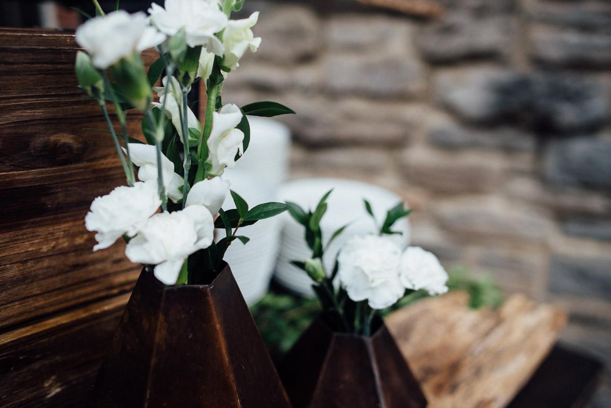 rustic-outdoor-wedding Cheekwood Garden Wedding | Tom and Guy