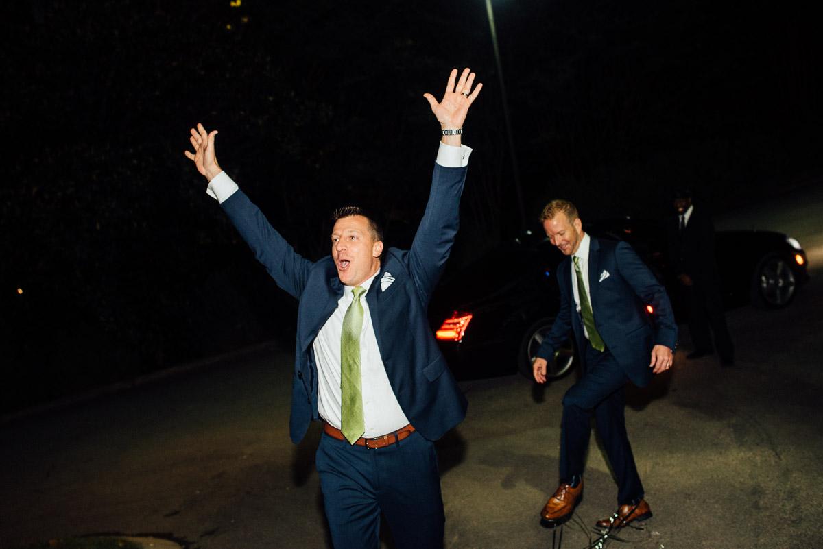 wedding-excitement Cheekwood Garden Wedding | Tom and Guy