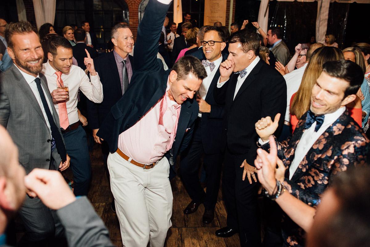 wedding-reception-dancing Cheekwood Garden Wedding | Tom and Guy