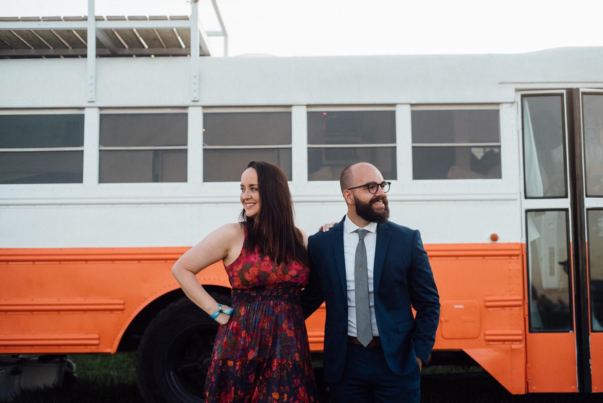 bonnaroo-wedding-bus-39 Bonnaroo Music Festival Wedding | James and Jen