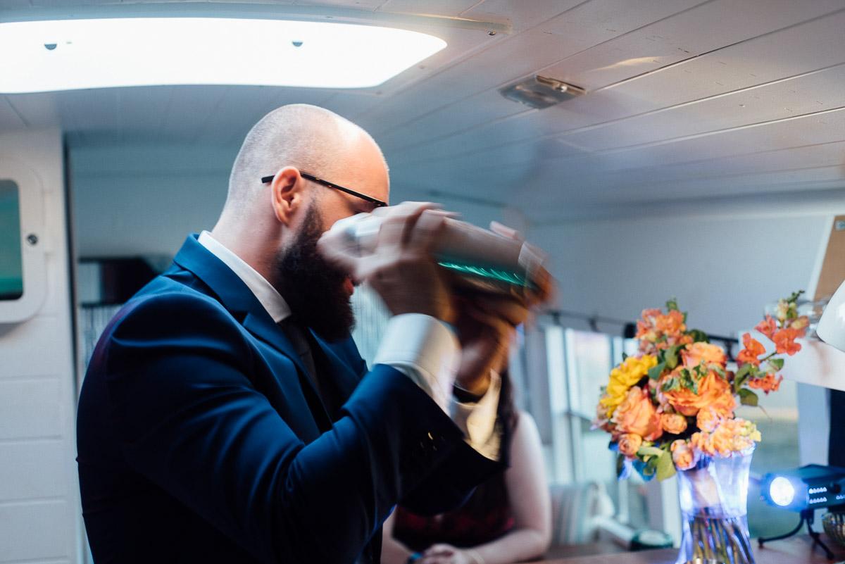 bonnaroo-wedding-cocktail-34 Bonnaroo Music Festival Wedding | James and Jen