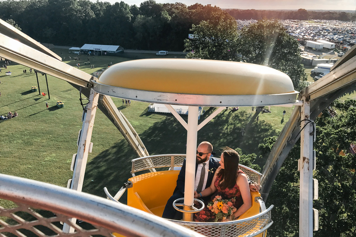 bonnaroo-wedding-photographer Bonnaroo Music Festival Wedding | James and Jen