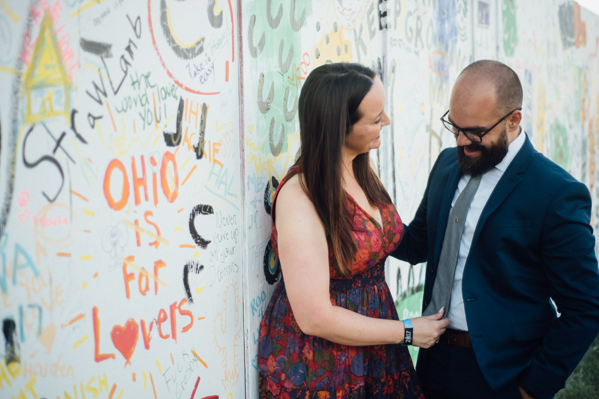 ohiois-for-lovers Bonnaroo Music Festival Wedding | James and Jen