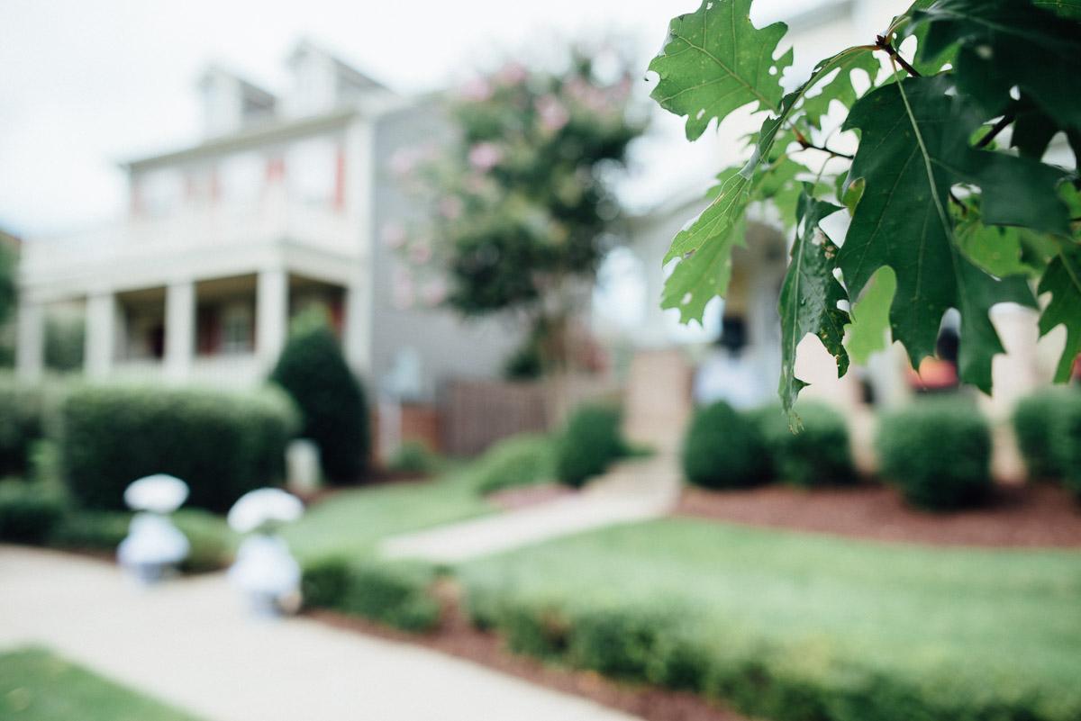 backyard-wedding-details Becky and Kelly | Intimate Backyard Wedding