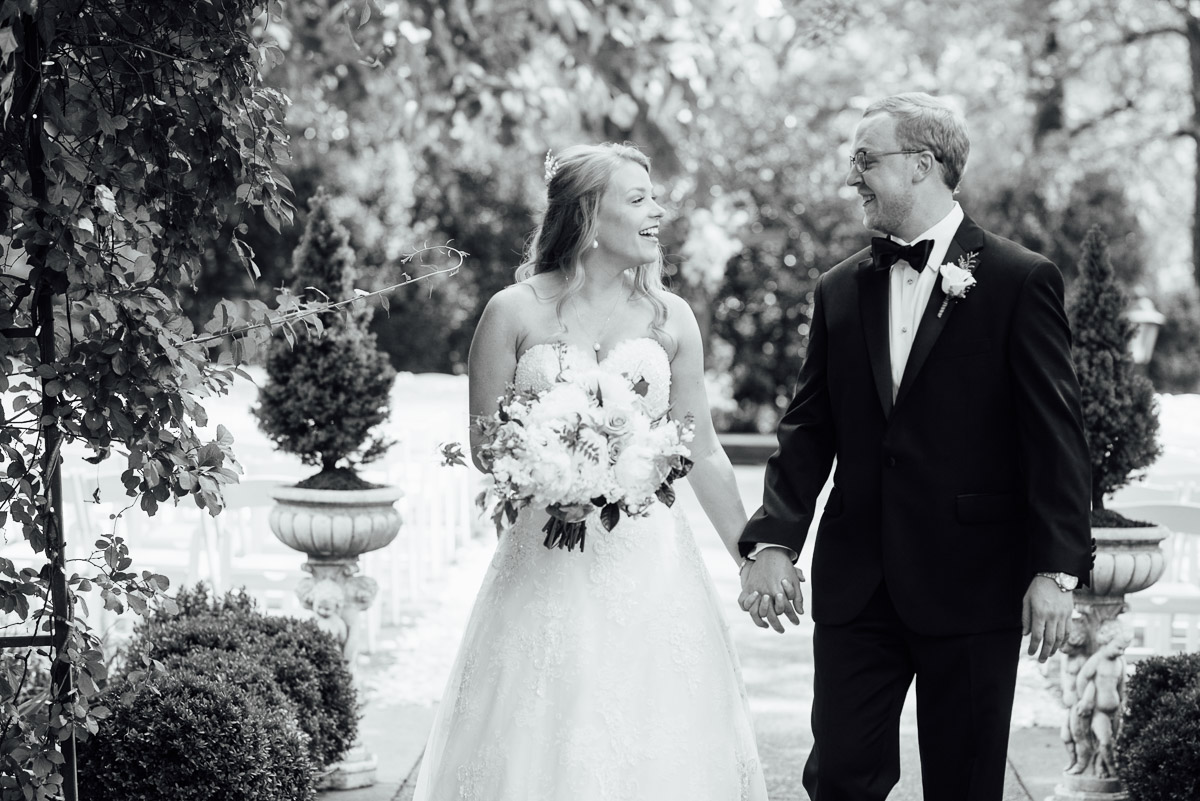 black-and-white-wedding-photography Riverwood Mansion Wedding | Ashley and Kirk | Nashville, TN
