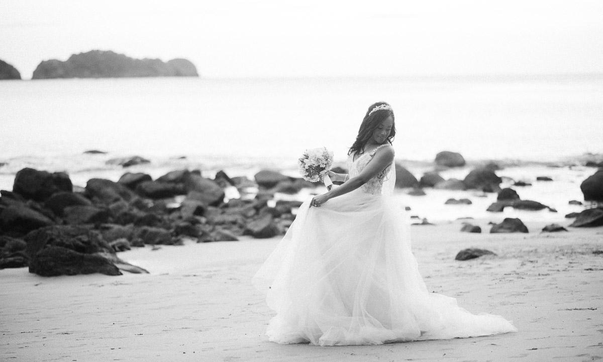 bridal-portrait-costa-rica Costa Rica Destination Wedding