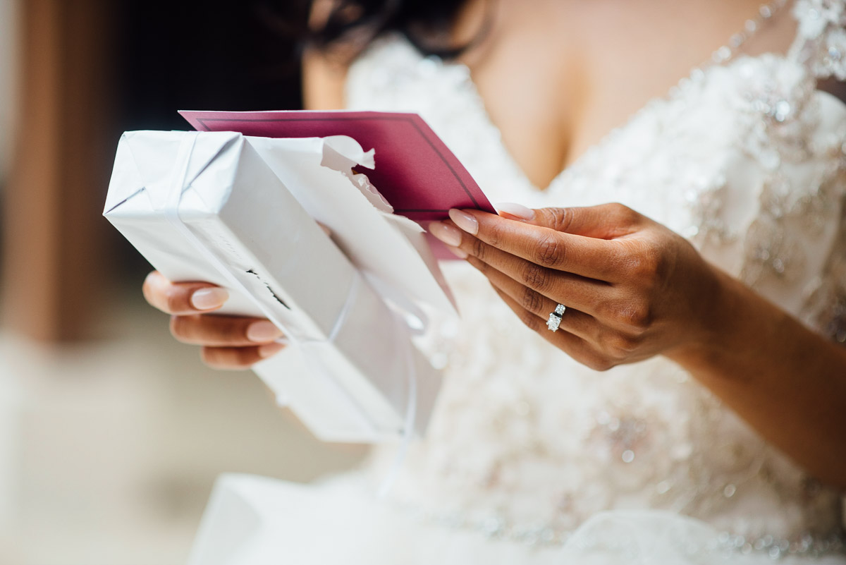 bride-gift Costa Rica Destination Wedding