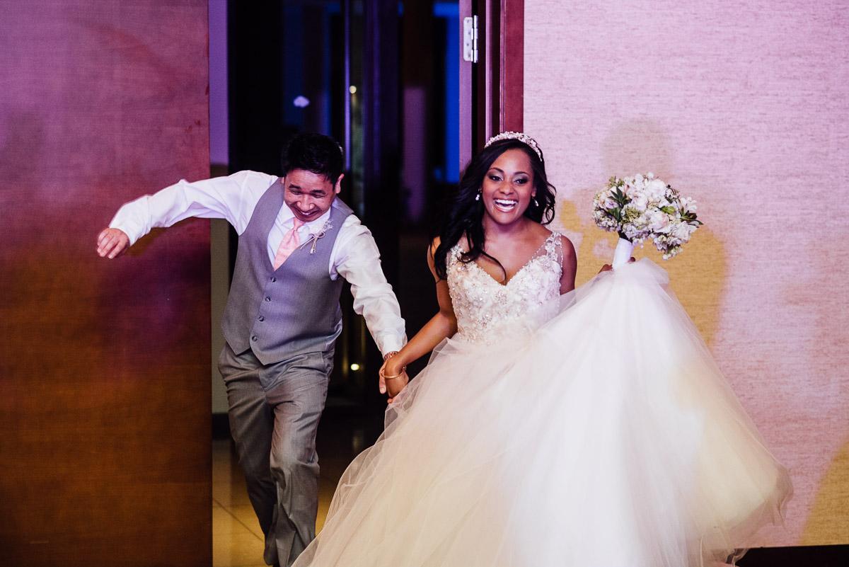 bride-groom-entrance Costa Rica Destination Wedding