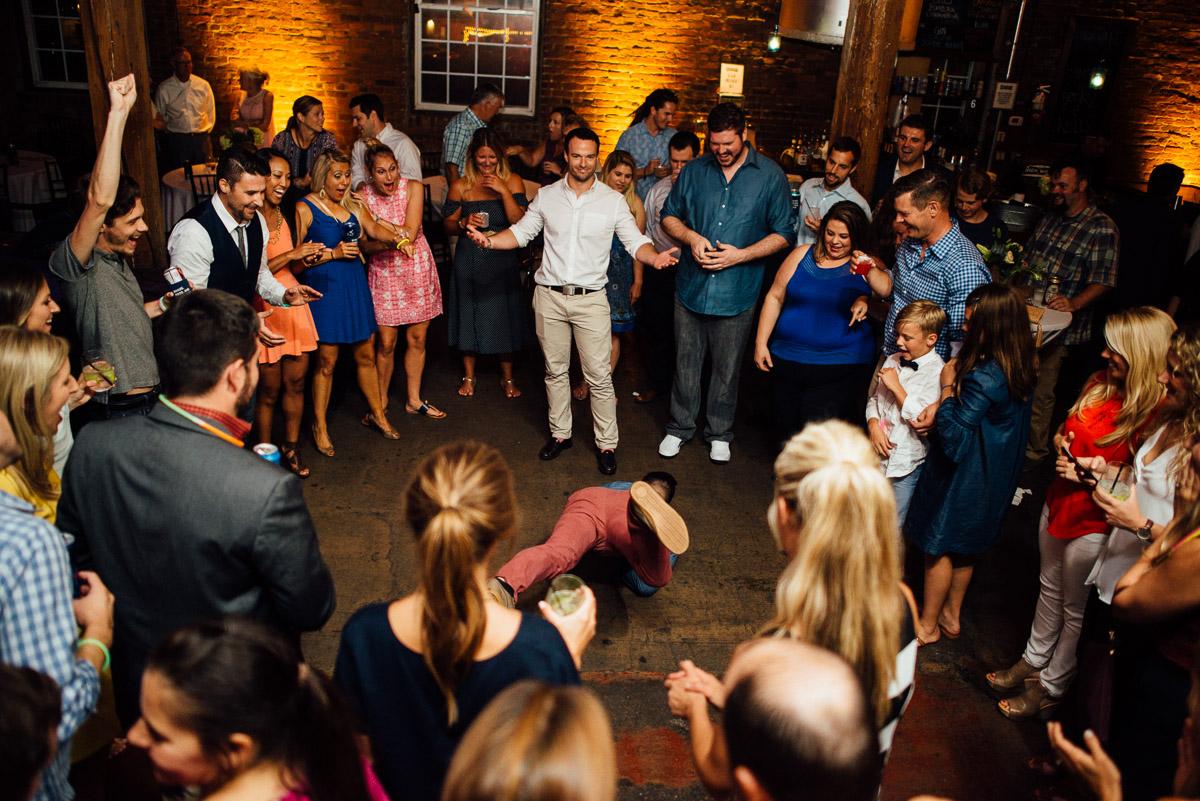 cannery-one-wedding Becky and Kelly | Intimate Backyard Wedding