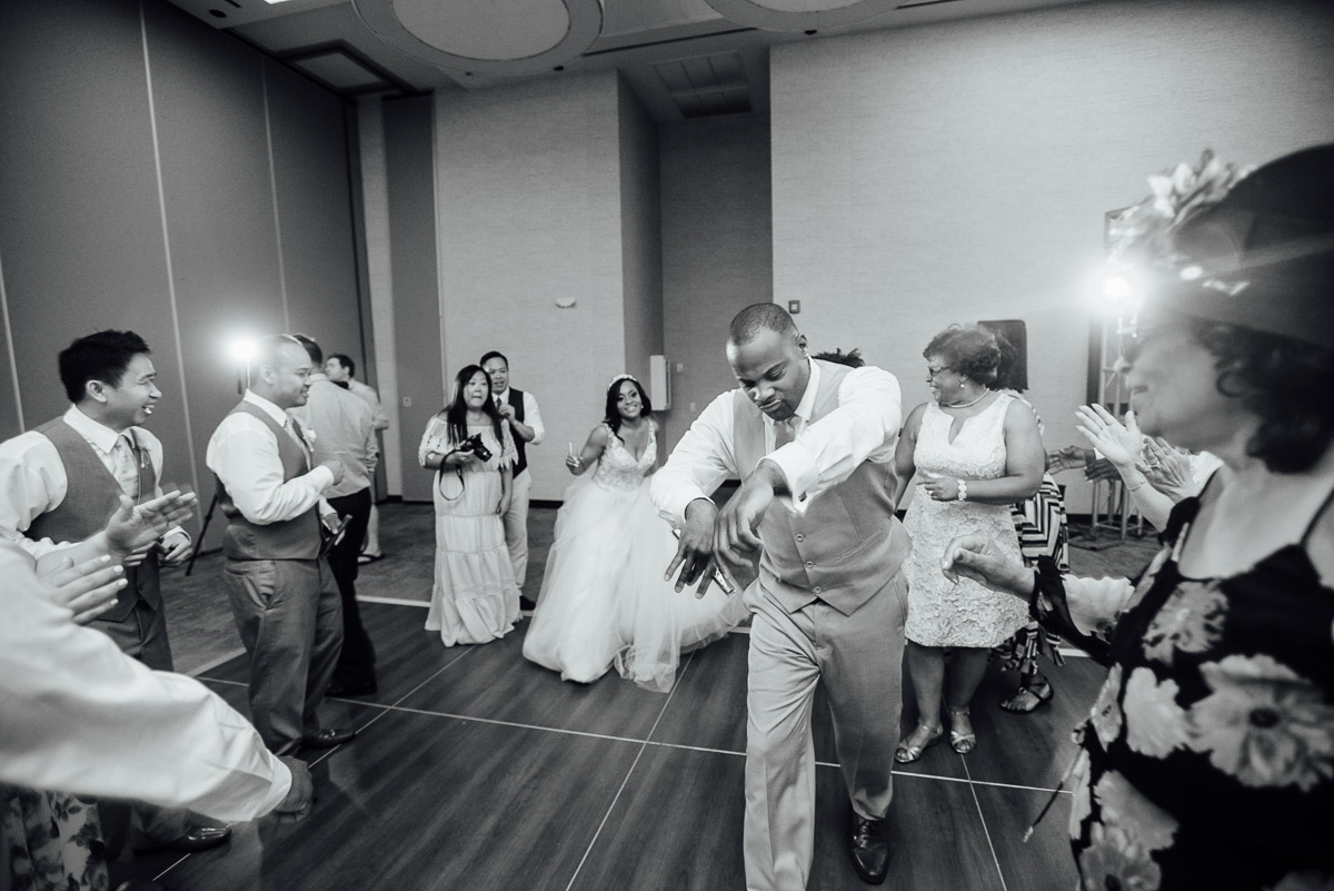 dancing Costa Rica Destination Wedding