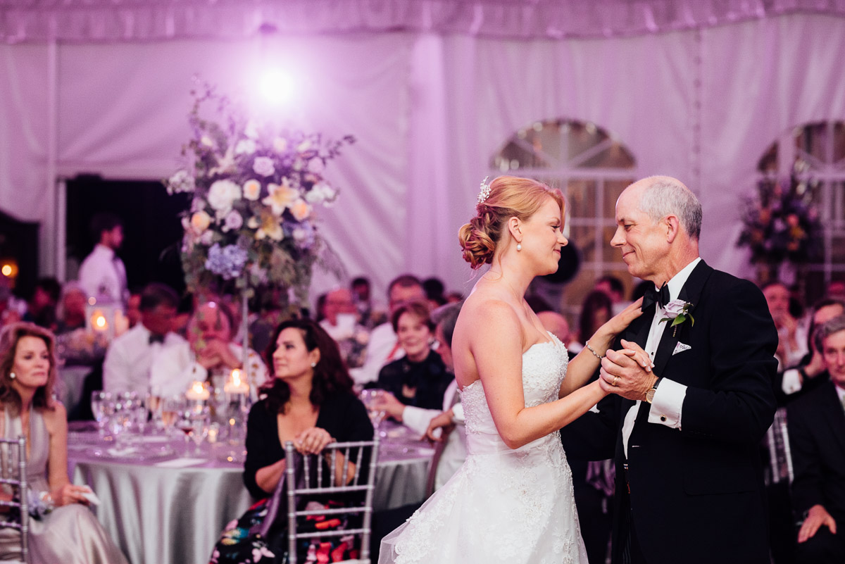 father-daughter-dance Riverwood Mansion Wedding | Ashley and Kirk | Nashville, TN