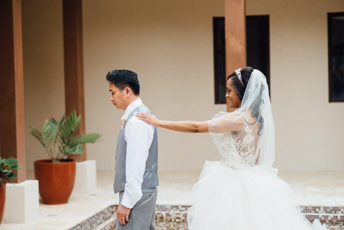 firstlook Costa Rica Destination Wedding