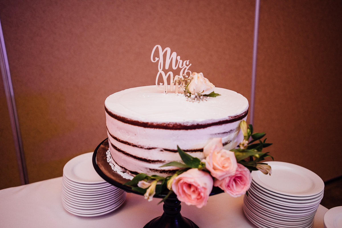 mr-mrs-cake-topper Costa Rica Destination Wedding