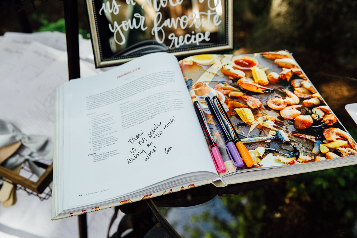 unique-wedding-guestbook Riverwood Mansion Wedding | Ashley and Kirk | Nashville, TN