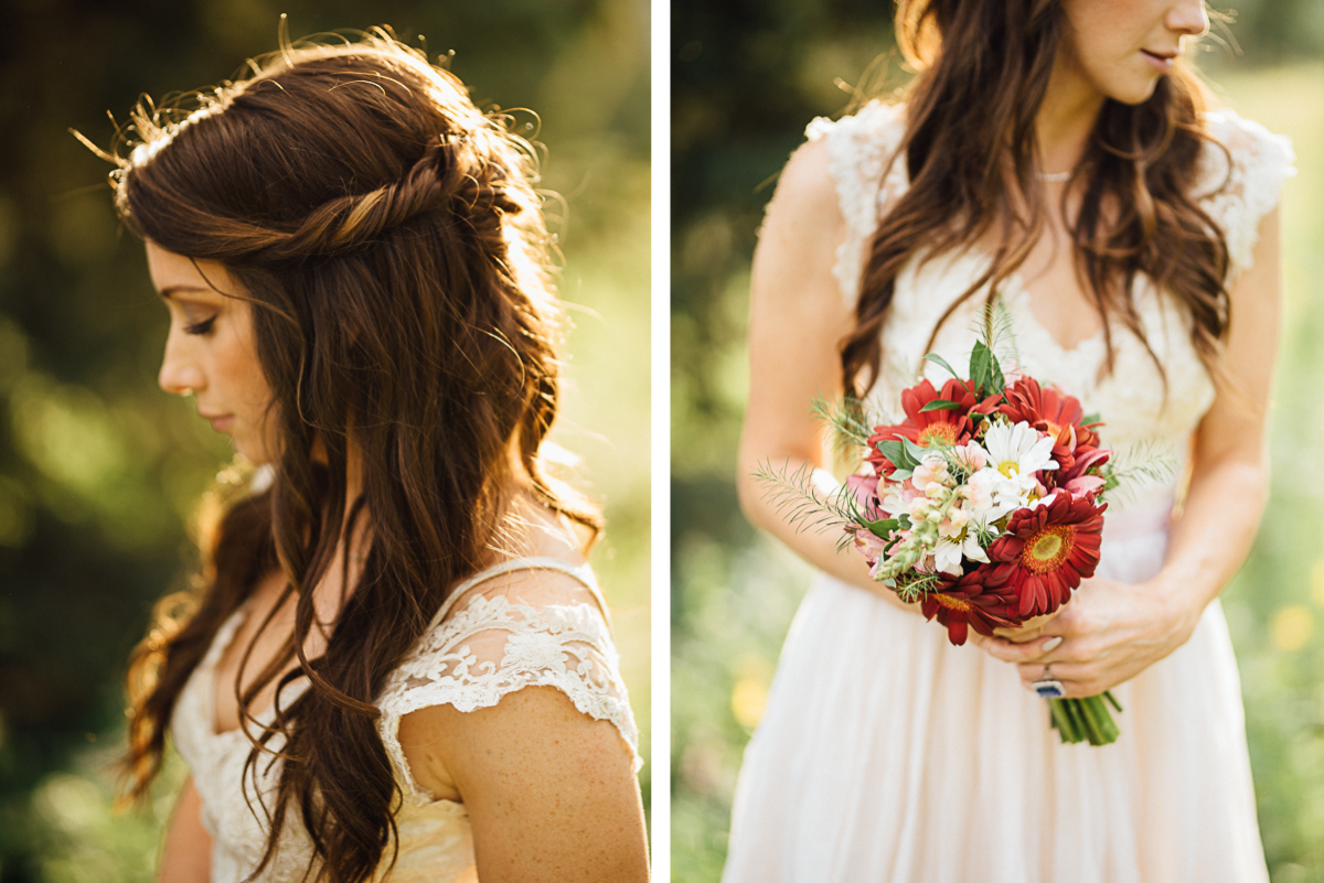 beautiful-bouquet Salt Lake City | Mountain Wedding Inspiration