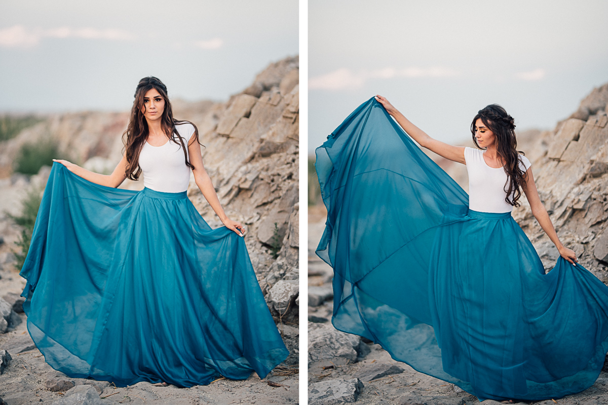 blue-skirt-fashion Salt Lake Fashion Inspiration